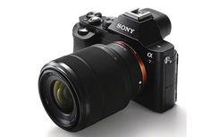 Sony a7 e a7r: ecco le mirrorless Full Frame di Sony