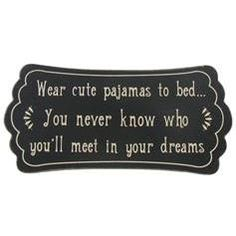 OK, I guess I'm asking for cute pj's for Christmas