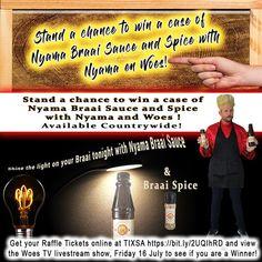 Shine The Light, Raffle Tickets, Online Tickets, Spices, Salt, Friday, Watch, Live, Spice