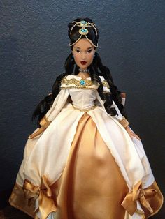 "17"" Limited Edition Pocahontas Doll 