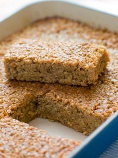 Maple-Brown Sugar Oatmeal Breakfast Bars – Page 2 – Incredible Recipes Healthy Breakfast On The Go, Breakfast Recipes, Breakfast Ideas, Breakfast Buffet, Breakfast Bake, Breakfast Pancakes, Breakfast Burritos, Breakfast Bowls, Breakfast Casserole