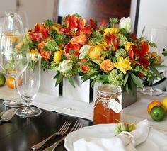 tabletop summer decor - Bing Images