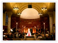 University of Northwestern St. Paul offers superb venues for your wedding and reception and is one of the hidden treasures of the Twin Cities.