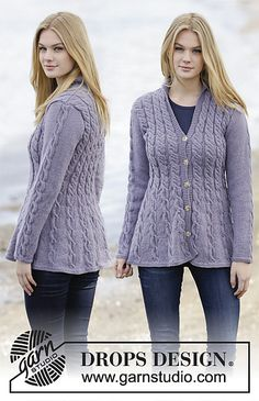 Ravelry: 165-48 Blossom Lane pattern by DROPS design