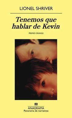 """EL LIBRO DEL DÍA:  """"Tenemos que hablar de Kevin"""", de Lionel Shriver.  ¿Has leído este libro? ¿Nos ayudas con tu voto y comentario a que más personas se hagan una idea del mismo en nuestra web? Éste es el enlace al libro: http://www.quelibroleo.com/tenemos-que-hablar-de-kevin ¡Muchas gracias! 19-4-2013"""