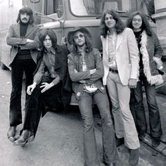 Deep Purple - The year was 1974 and the show was at Madison Square Garden.
