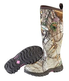Muck Boot Gwg Arctic Hunter Tall Snow Mossy OakTeal 11 M US >>> Click on the image for additional details.