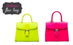 Fashion: Delvaux e le sue Fluo Bag