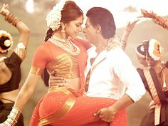 A still from the song Titli(Chennai Express)