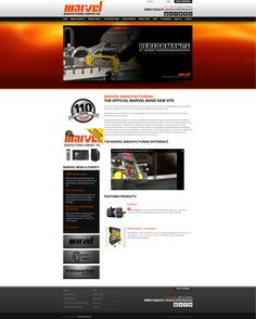 An Exciting and Engaging Web Design by VisionFriendly.com Illinois, Marvel News, Web Design, Website, Design Web, Website Designs, Site Design