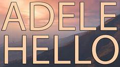 Adele - Hello (Instrumental Cover)