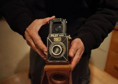 Gerald Magelssen's first camera, a Pilot Super, uses 120 film and features a unique extinction meter, an early light meter. Magelssen will present a p...