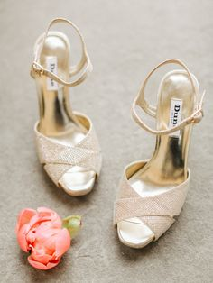 7f7884cccc18 Dune open toe gold high heel wedding shoes. Images by Belle and Beau Wedding  Shoes