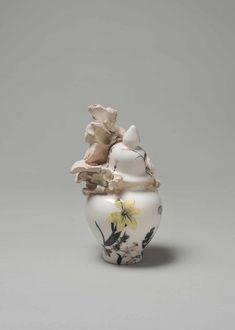 Burçak BINGÖL Contemporary Ceramics, Jar, Home Decor, Homemade Home Decor, Jars, Decoration Home, Glass, Interior Decorating