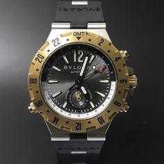 Bvlgari Diagono GMT (2005)