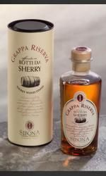 Sibona - Grappa Reserve Sherry Wood Finish Grappa in botti di Sherry 50cl Bottle