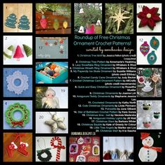 Get ready for Christmas with this excellent stash buster projects - perfect for gift giving and quick to crochet!
