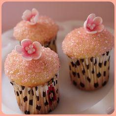 cute Pinkberry muffins