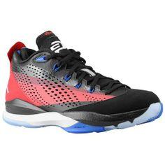Jordan CP3.VII - Men's - Basketball - Shoes - Paul, Chris - Black/Chambray Blue/Game Royal/Sport Red