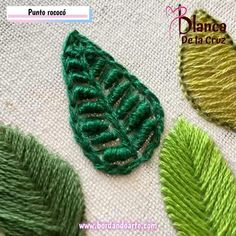 Hand Embroidery Patterns Flowers, Basic Embroidery Stitches, Hand Embroidery Tutorial, Hand Embroidery Flowers, Creative Embroidery, Simple Embroidery, Learn Embroidery, Hand Embroidery Designs, Hand Stitching