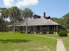 Old Florida Still Lives at Princess Place Preserve