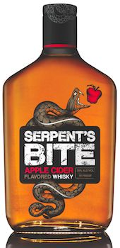 New to Shelves this September: Serpent's Bite Apple Cider Flavored Whisky