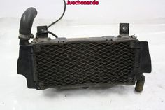 Honda VF 1000 R Kühler Radiator  #Kühler #Lüfter #Radiator #Ventilator