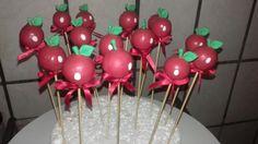 Cake pop piquiniqui. ...