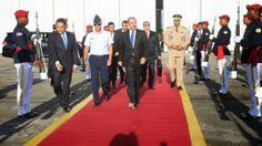 Armario de Noticias: Presidente Medina regresa hoy