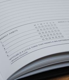 2012 Mi Goals Diary - A5 (15X21CM)