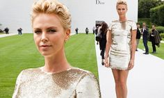 Charlize Theron says she's embracing ageing