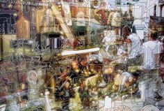 Brandon Jacob Hudson - Contemporary Art - Experimental Photography and Drawing