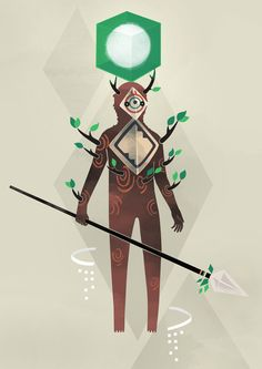 Reno Nogaj – The Forest Guardian