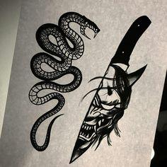 Маленькие идеи – 1 690 фотографий Hannya Mask Tattoo, Hanya Tattoo, Skull Tattoos, Body Art Tattoos, Sleeve Tattoos, Asian Tattoos, Black Tattoos, Black Work Tattoo, Rose Tattoos For Men