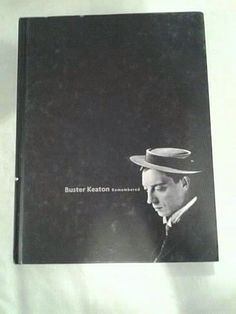 Buster Keaton Remembered book hardcover without dust jacket