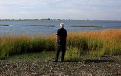 Officials have installed five artificial islands in Jamaica Bay to slow the erosion of its marshes by waves, and will introduce a large oyster bed next spring.