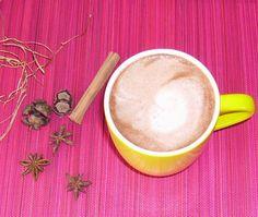 Milchfreier Lebkuchen-Mochaccino Dairy-free gingerbread-mochaccino