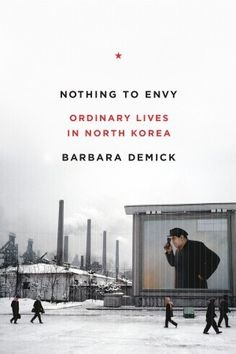 This book follows the lives of six North Koreans (all who defected) over fifteen years.  It is a book I couldn't put down.