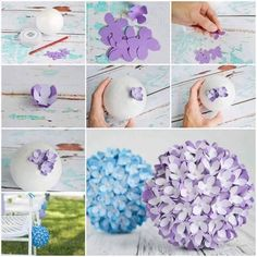 33 DIY Flower Tutorials