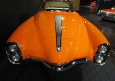 Details: 1955 Lincoln Indianapolis
