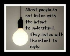 Too often we underestimate the power of a thoughtful question and a listening ear that's fully present and focused. Although it's a simple act, it may very well be the most powerful act of caring – one which has the potential to turn a life around.