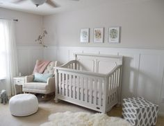 Barely Pink Nursery