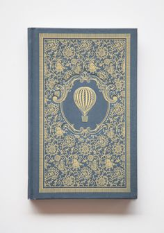 """Let's Bring Back Journal 16.99 at shopruche.com. This elegant journal features a scrolling floral design, a romantic ribbon marker, and lined pages filled with charming ways of celebrating forgotten-yet-delightful objects, ideas, and hobbies.Hardcover, 8.25"""" x 5.25"""", Chronicle Books"""
