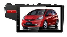 10.2inch  android 4.4 car gps video player for honda fit 2014 2015 with 3g wifi mirrorlink