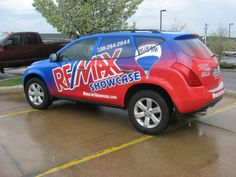 Vehicle Wrap by Sign Design!