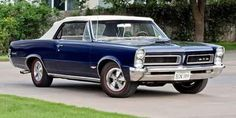 '65 GTO Cool Old Cars, Fancy Cars, 1965 Gto, 70s Muscle Cars, Street Racing Cars, Gm Car, Hot Rides, Pontiac Gto, Vintage Cars