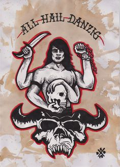 All Hail Danzig by DeadEndDesign