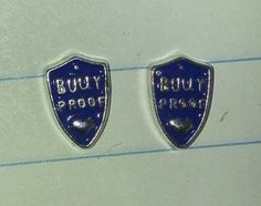 Bully Proof Charms