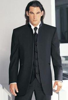 Mens Formal 4-Piece Custom Suit/Tux