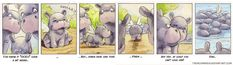 Hippo Comic I by trenchmaker.deviantart.com on @deviantART